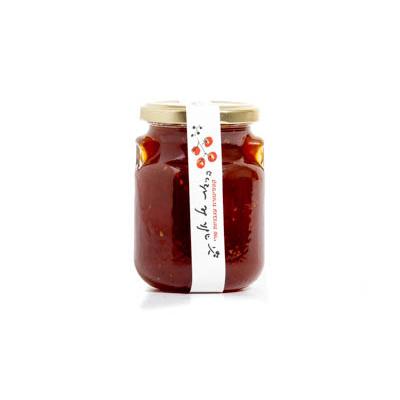 קונפיטורת עגבניות צ׳רי